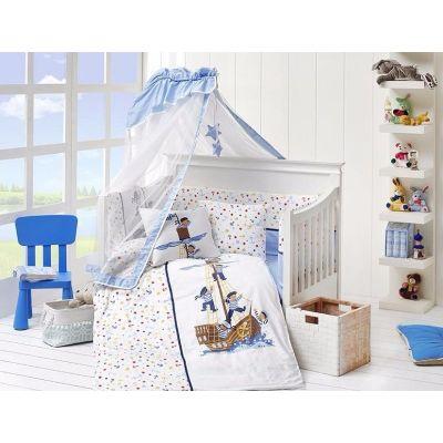 Бебешки спален комплект FIRST CHOICE Момче