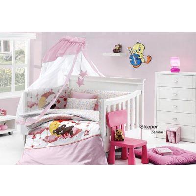Бебешки спален комплект FIRST CHOICE Момиче