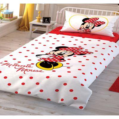 Спално Бельо Disney Minnie Cek
