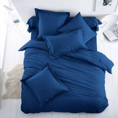Спален комплект - Наситено синьо