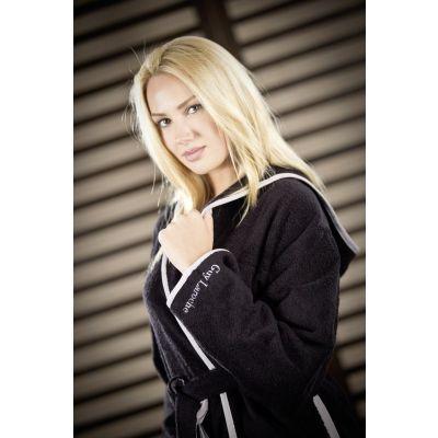 Хавлиен халат Guy Laroche - Линда черно