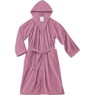 Хавлиен халат Tom Tailor - Велурс розов