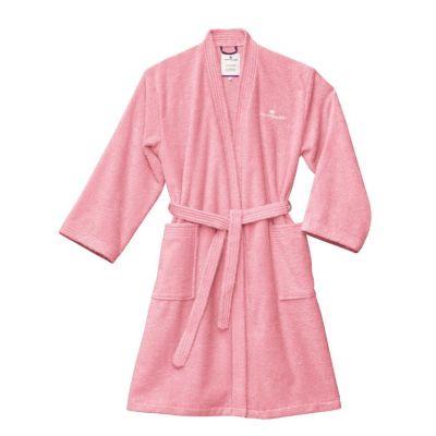 Хавлиен халат Tom Tailor - Кимоно розов
