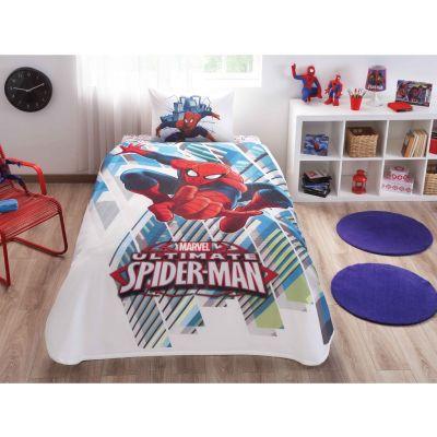 Детски спален комплект TAC - Спайдърмен Скайскейпър