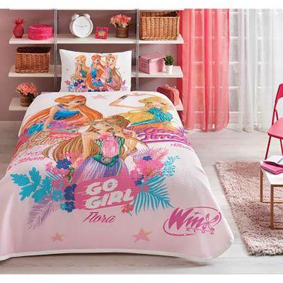 Спално Бельо пике Winx Adventure