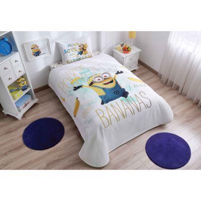 Детски спален комплект TAC - Миньонс Бананас