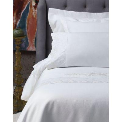 Спален комплект VALERON - Лаурет бял