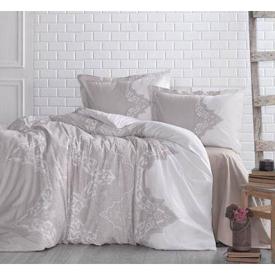 Спален комплект MIKA - Миканос бял