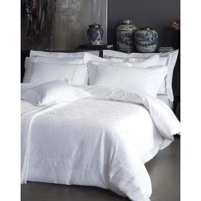 Спален комплект VALERON - Ла мер бял