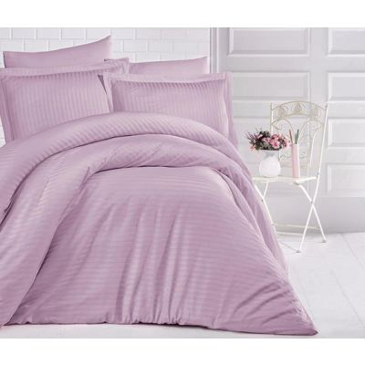 Спален комплект MIKA - Уни лилав