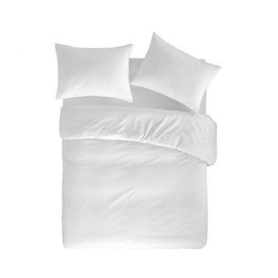 Спален комплект ROCHAS - Essential Logo бял