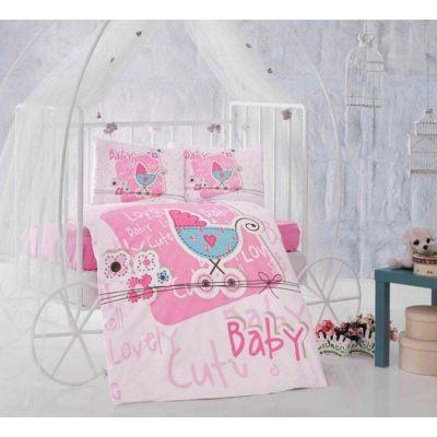 Бебешки спален комплект Лавли Бейби