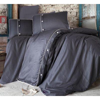 Спален комплект MIKA - Паван черен
