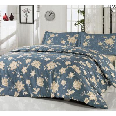 Спален комплект MIKA - Белиней син