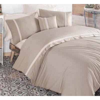 Спален комплект MIKA - Нирвана крем