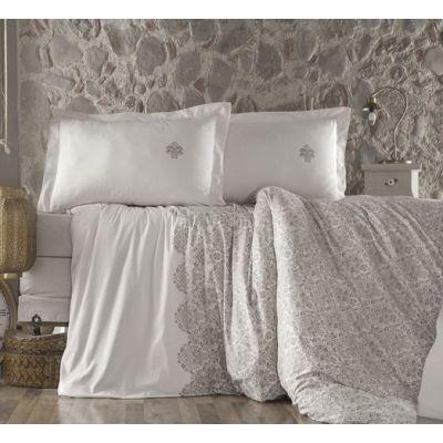 Спален комплект MIKA - Тиара бял