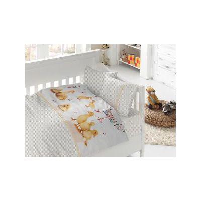 Бебешки спален комплект от бамбук Quack