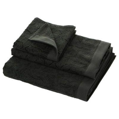 Кърпи Roberto Cavalli Лого - Тъмно сив