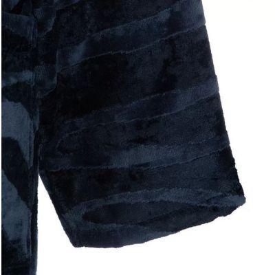 Халат Roberto Cavalli Zebrage Anthracite