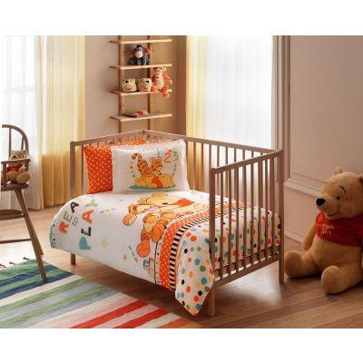 Бебешки спален комплект TAC - Дисни Уини плей бейби