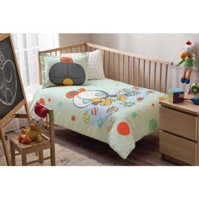 Бебешки спален комплект TAC - Сизинкилър Зейтин
