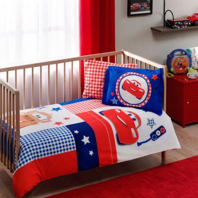 Бебешки спален комплект TAC - Дисни Карс Бейби Пачуърк