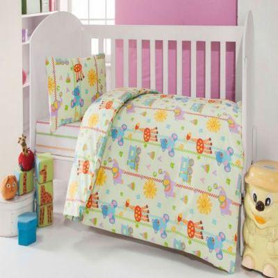 Бебешки спален комплект, Жирафчета