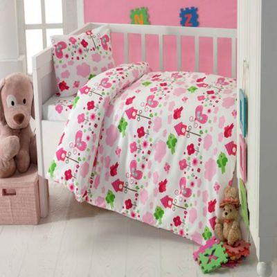 Бебешки спален комплект, Къщички