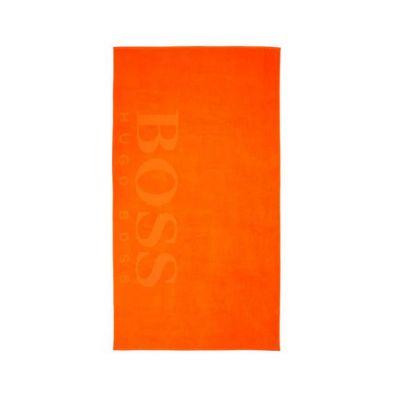 Плажна Кърпа Boss Carved Orange