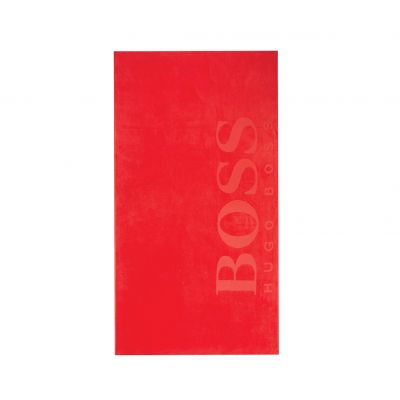 Плажна Кърпа Boss Carved Red Flag