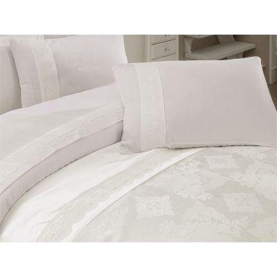 Спален комплект със шалте COTTON BOX - Делукс Вероника