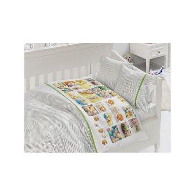 Бебешки спален комплект от бамбук,Crasy eggs