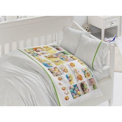 Бебешки спален комплект от бамбук - Крейзи егс