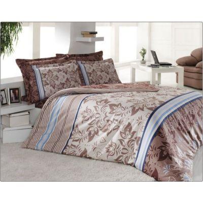 Спален комплект памучен сатен, Deco Bianca