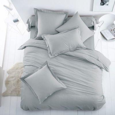 Спален комплект - Светлосиво