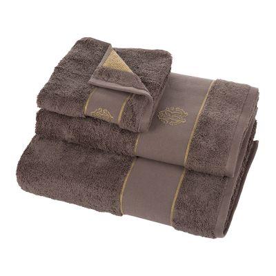 Кърпи Roberto Cavalli бяло злато - кафява