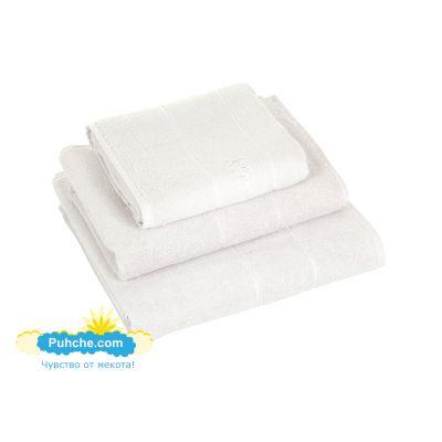 Хавлиени кърпи Попи бели