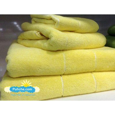 Хавлиени кърпи Попи Лимон