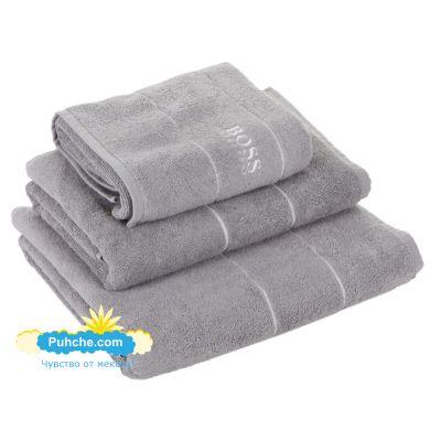 Хавлиени кърпи Попи Сребро