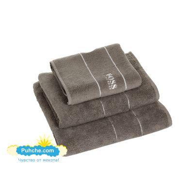 Хавлиени кърпи Попи тъмнобежов