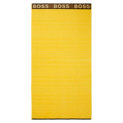 Плажна Кърпа Boss Striped Sun