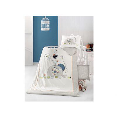 Бебешки спален комплект ISSIMO Бест Френдс