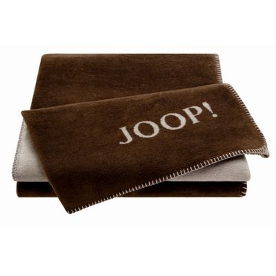 Одеяло, Uni-double face, brown