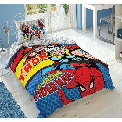 Спално Бельо Marvel Comics