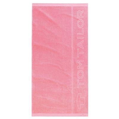 Плажна кърпа Tom Tailor Light Pink