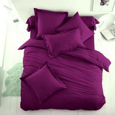 Спален комплект - Наситено лилаво