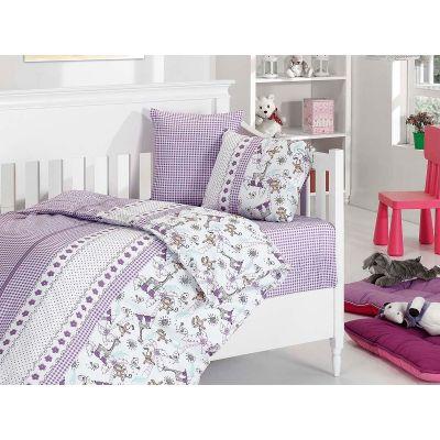 Бебешки спален комплект- Жирафи