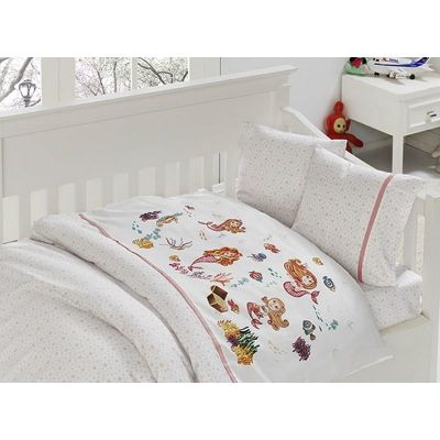 Бебешки спален комплект от бамбук - Мермад