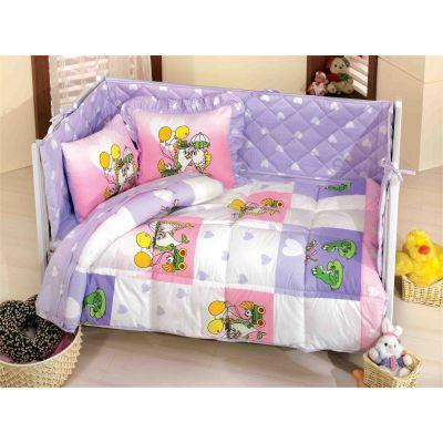 Бебешки спален комплект - Happy Fish