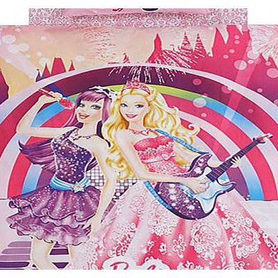 Спално Бельо Barbie Princess Popstar